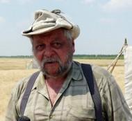 руководитель раскопок Леонид Яблонский, д.и.н., профессор ИА РАН